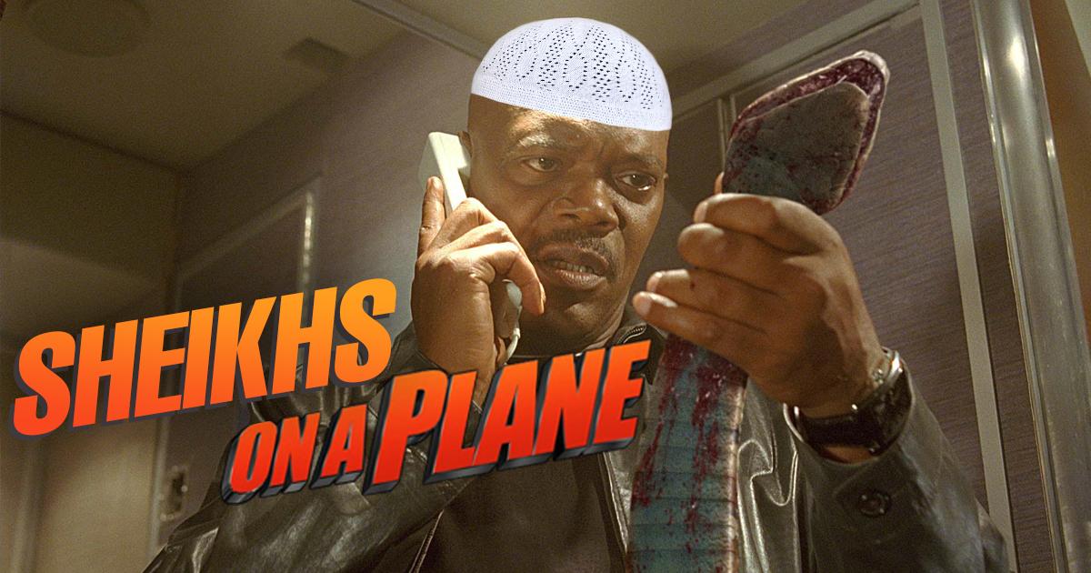 Noktara - Ramadanfilme - Sheikhs on a Plane - Snakes on a Plane