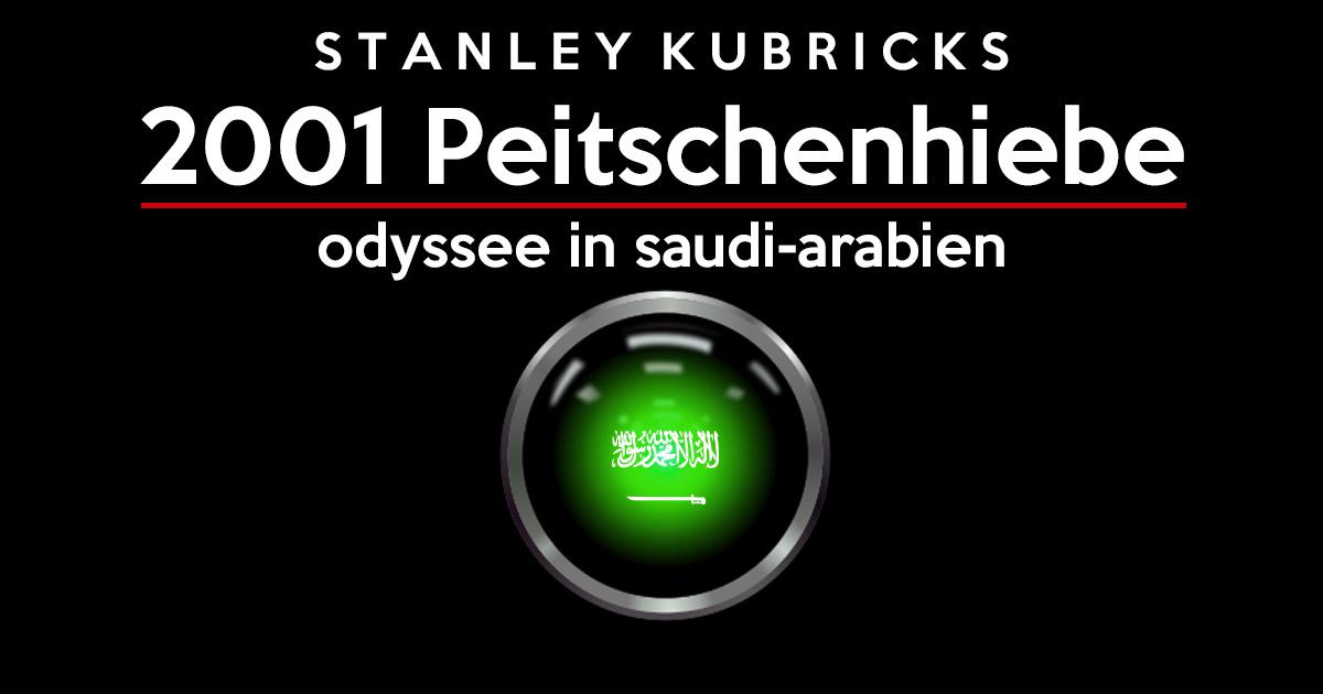 Noktara - Ramadanfilme -Stanley Kubricks 2001 Peitschenhieben - Odyssee in Saudi-Arabien