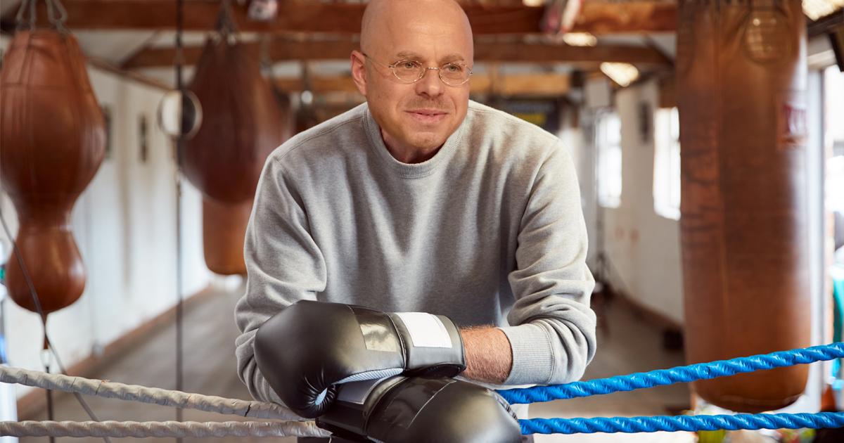 Noktara - Rechter Haken - Andreas Kalbitz gründet Nazi-Boxverein