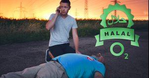 Noktara - Rechter hört auf zu atmen, weil Sauerstoff halal ist