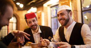 Noktara - Restaurants dürfen wegen Ramadan wieder abends öffnen