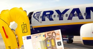 Noktara - Rettungswesten bei Ryanair ab sofort kostenpflichtig
