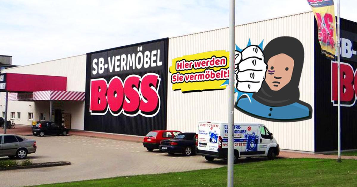 Sb Möbel Boss Hier Werden Muslimas Vermöbelt Noktarade