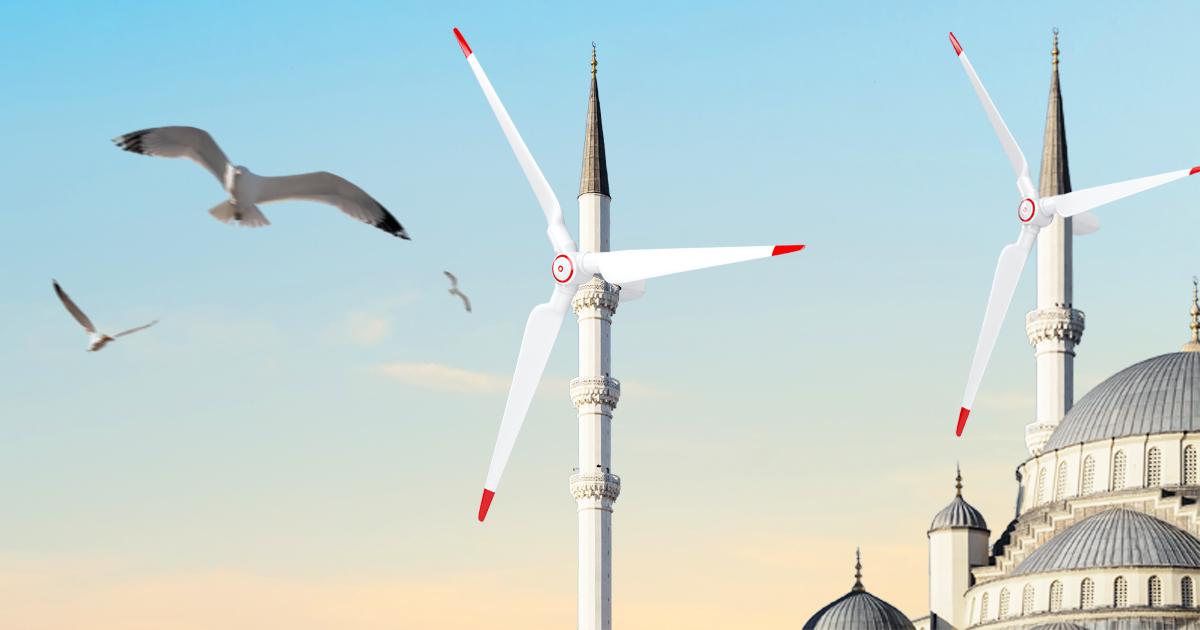 Noktara - SPD will Moscheen bezahlen, damit sie Windmühlen als Minarett nutzen