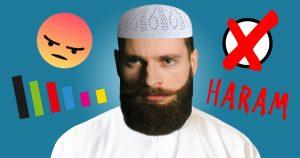 Noktara - Salafist, der Wahlen für haram hält, beschwert sich über das Wahlergebnis