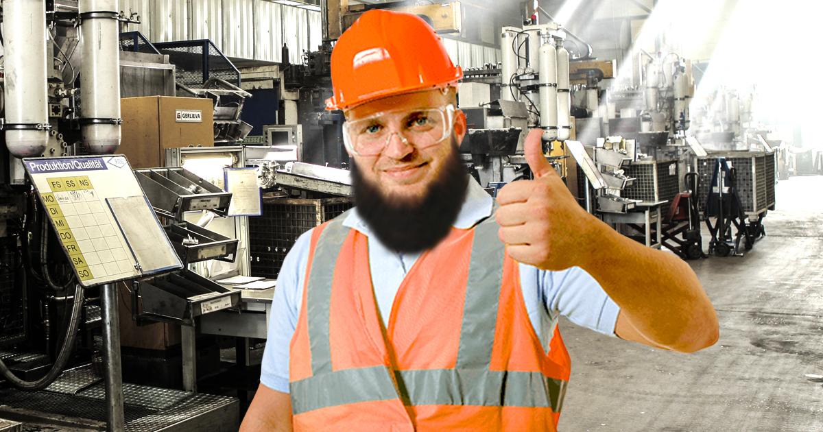 Noktara -Salafist studiert Maschinenbau, um Kontakt mit Frauen zu vermeiden