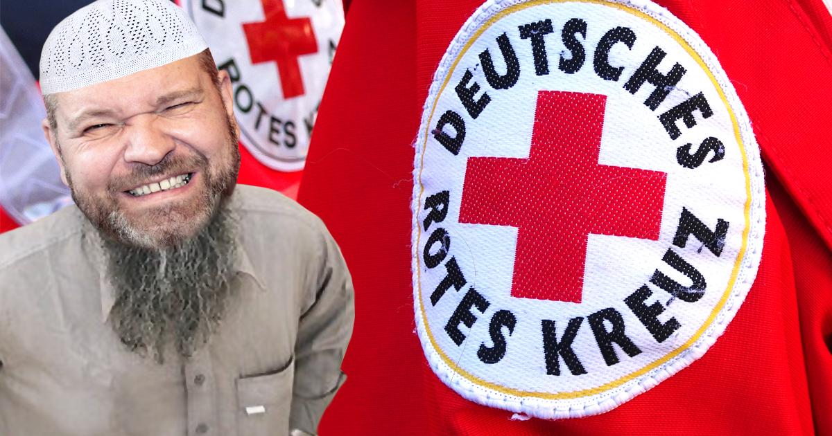 Salafist verweigert Behandlung durch Deutsches Rotes Kreuz