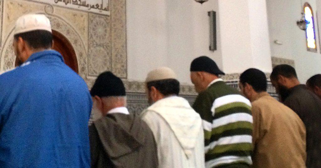 Noktara - Salafistenmoschee trotz Corona offen, damit Risikogruppe beim Gebet als Märtyrer stirbt