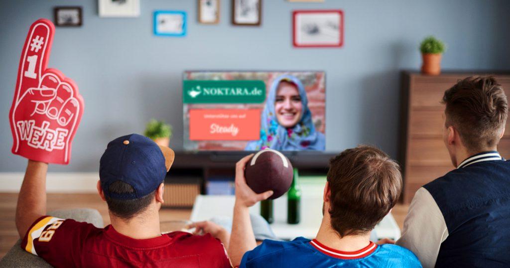 Noktara - Satire-Portal überrascht während Super Bowl mit 5-sekündigem Werbespot