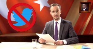Noktara - Satiriker Jan Böhmermann blockiert Satire-Portal, wegen Erdogan-Satire