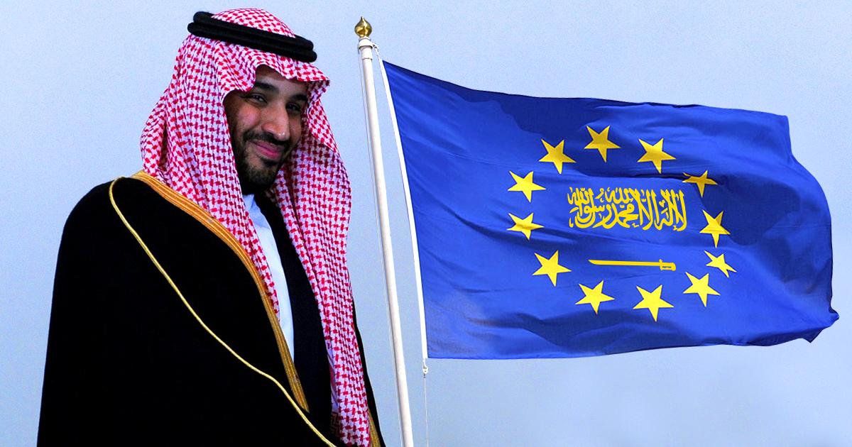 Saudi-Arabien: Königshaus beantragt EU-Beitritt