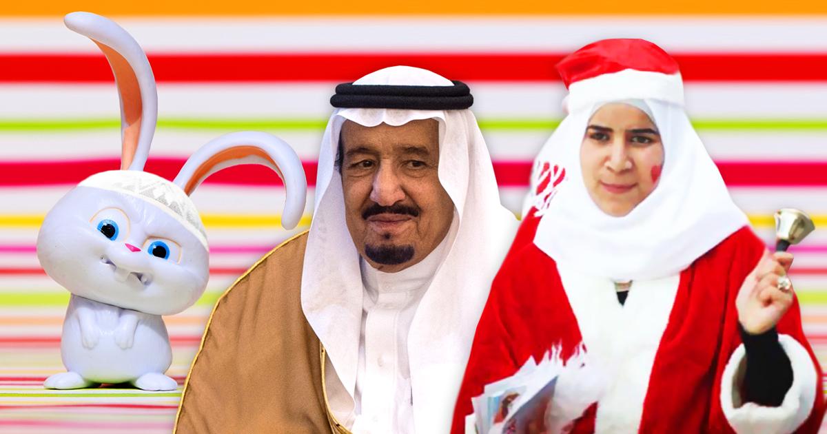 Saudi-Arabien führt aus Respekt Ostern und Weihnachten ein