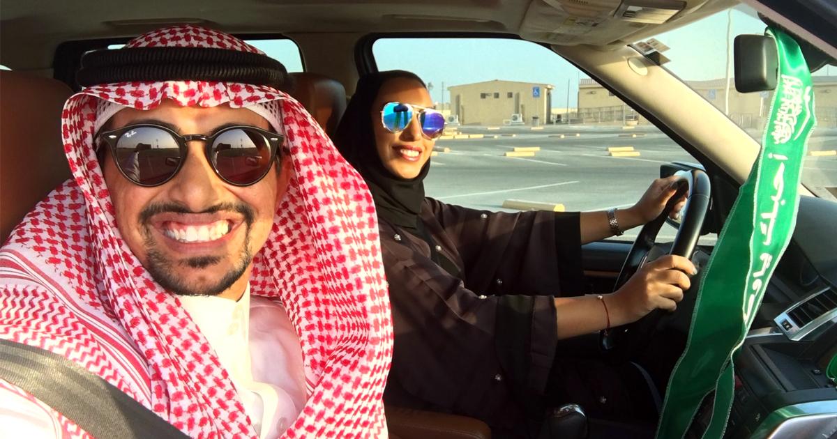 Saudischer Geschäftsmann gründet Fahrschule für Frauen
