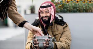 Noktara - Saudischer Kronprinz Mohammed bin Salman bittet wegen fehlender Einnahmen um Corona-Soforthilfe
