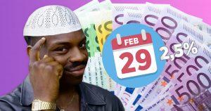 Noktara - Schaltjahr- Geiziger Muslim zahlt seine Zakat nur alle vier Jahre