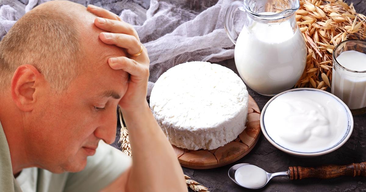 Noktara - Schawuot- Laktoseintoleranter Jude weiß nicht, was er essen soll