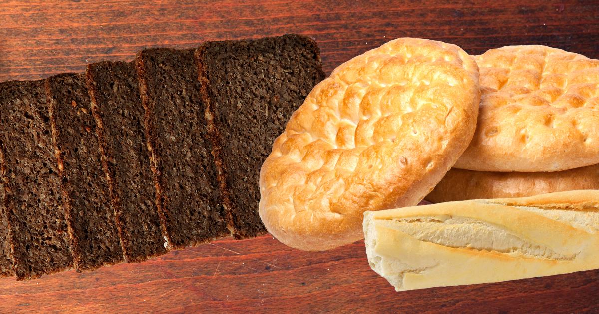 Noktara - Schwarzbrot - Je weißer der Mensch, desto dunkler das Brot