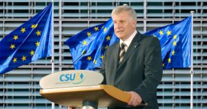 Noktara - Seehofer drängt auf europäische Endlösung der Flüchtlingsfrage