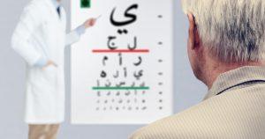 Noktara - Sehtest - Immer mehr Deutsche können dieses Schild nicht lesen