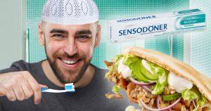 Noktara - Sensodöner - Türkische Zahnpasta mit Knoblauchgeschmack