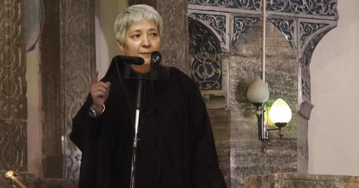 Noktara - Seyran Ateş ernennt sich zur ersten Kalifin