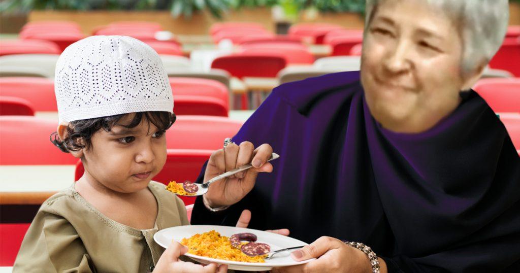 Noktara - Seyran Ateş fordert Zwangsernährung von fastenden Schulkindern