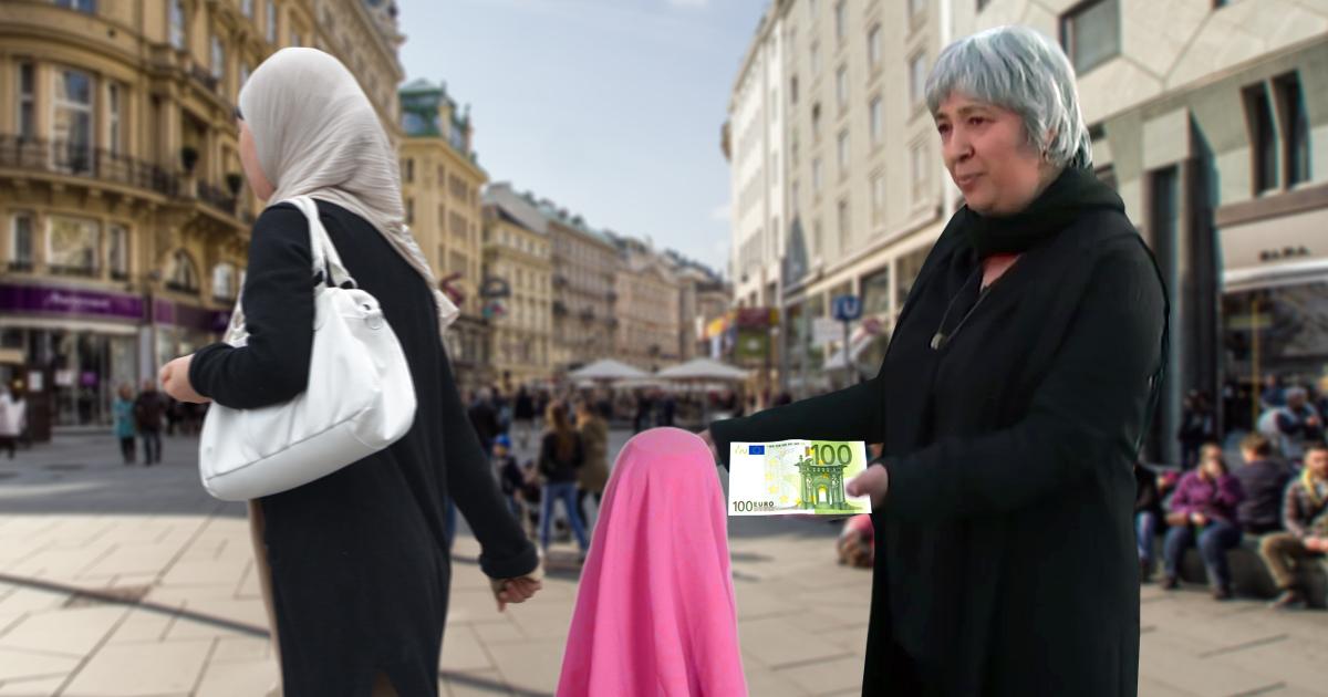 Seyran Ateş zahlt Frauen 100 Euro, damit sie das Kopftuch ablegen