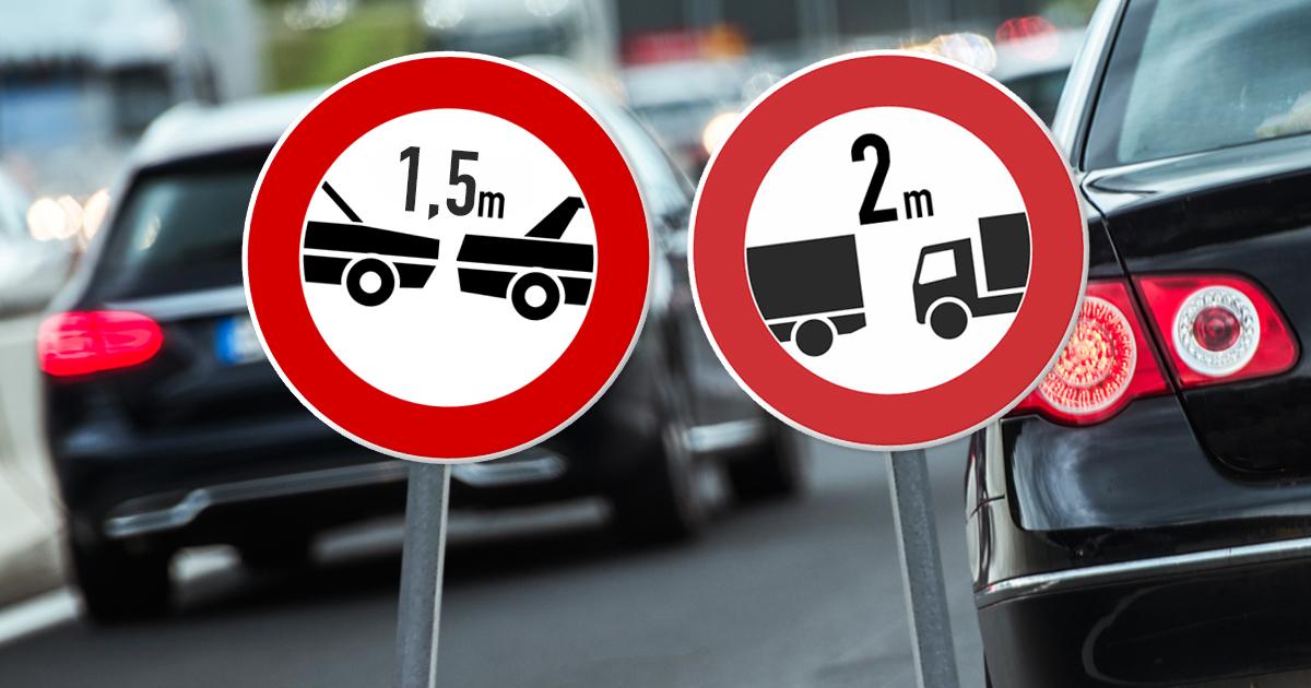 Noktara - Sicherheitsabstand wegen Corona auf Straßenverkehr ausgeweitet