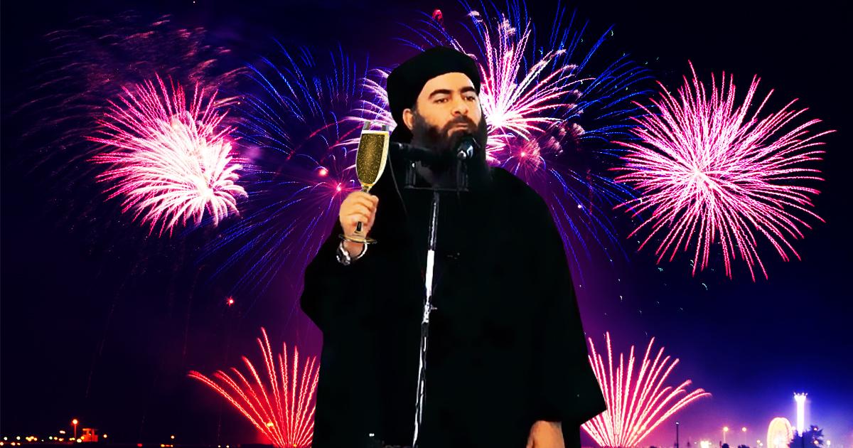 Feuerwerk: IS bekennt sich zu jedem einzelnen Böller