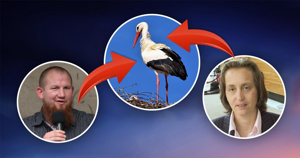 Sind Pierre Vogel und Beatrix von Storch verwandt?