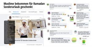 Noktara - So reagieren Wutbürger auf Sonderurlaub im Ramadan