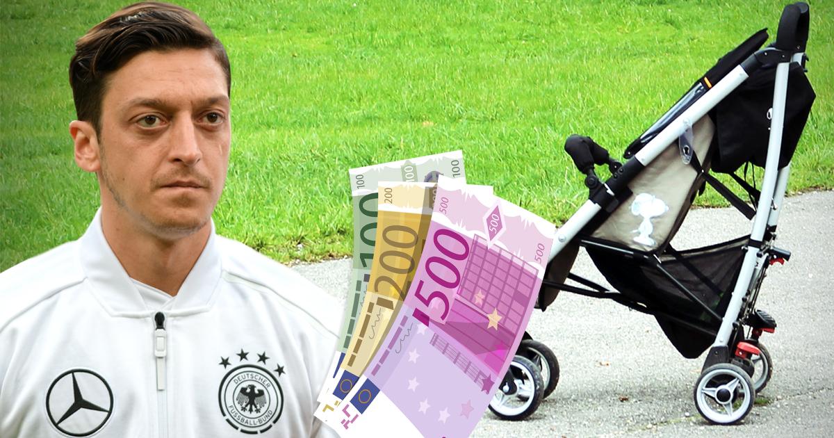 Noktara - So viel Kindergeld kassiert Mesut Özil aus Deutschland