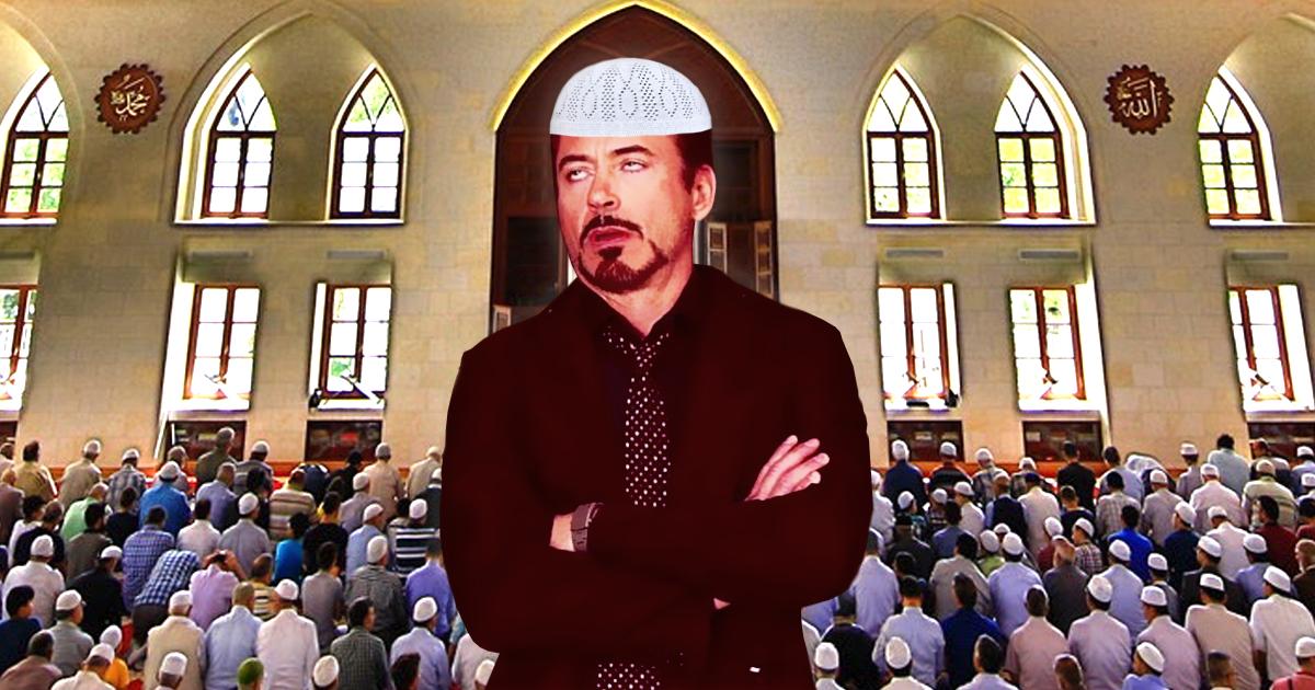 Spinner begeht Terroranschlag, während Millionen Muslime beim Freitagsgebet sind