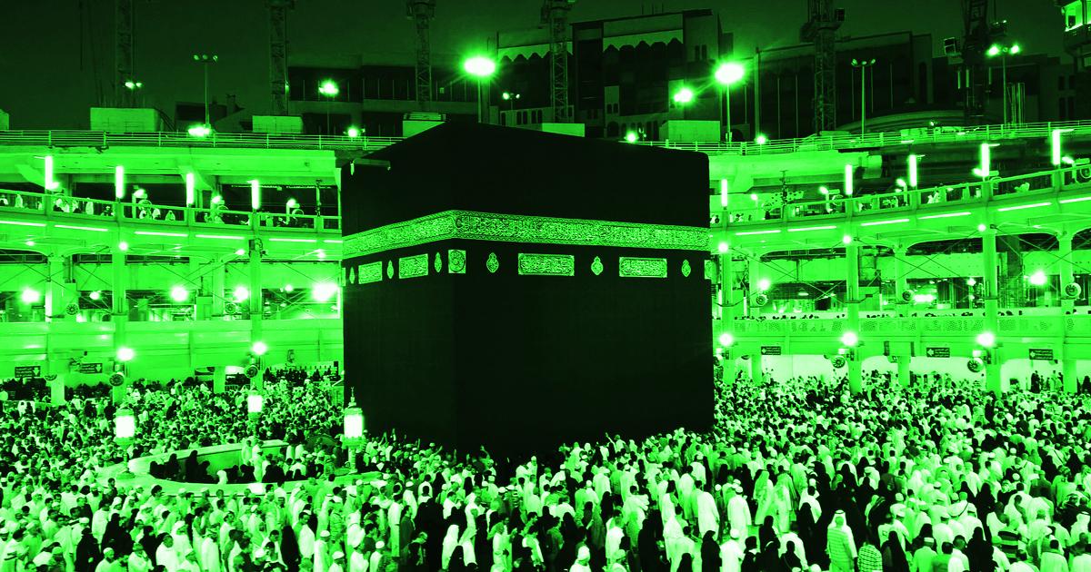 Noktara - St. Patrick's Day- Islamische Heiligtümer erstrahlen in Grün