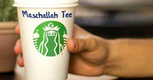 Jetzt bei Starbucks: Maschallah Tee - Matcha Latté