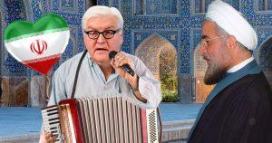 Noktara - Steinmeier gratuliert Iran versehentlich mit singendem Telegramm