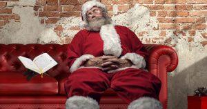 Noktara - Stille Nacht - Weihnachtsmann im Schlaf als Muslim gestorben