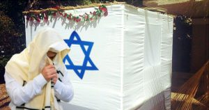 Noktara - Sukkot - UN-Sicherheitsrat verurteilt Israels illegalen Laubhütten-Bau