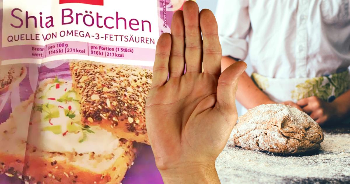 Sunnit weigert sich in Hipster-Bäckerei Brot mit Shia-Samen zu essen
