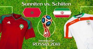 Noktara - Sunniten versus Schiiten - Wer gewinnt?