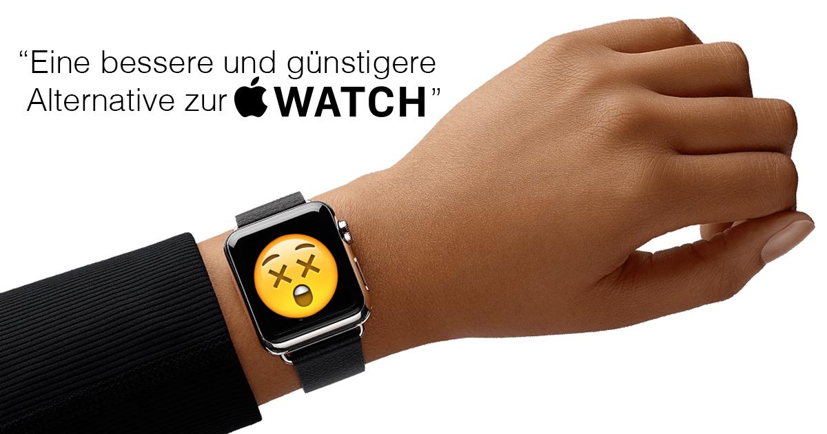 Syrischer Flüchtling entwickelt Konkurrenz zur Apple Watch
