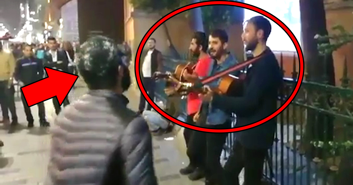 Noktara - Türkei - Sie wollten kurdische Lieder singen, doch dann geschah das