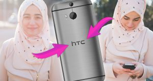 Noktara - Türkin kauft sich HTC-Handy, weil ihr Name drauf steht - Hatice