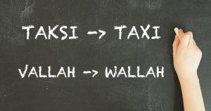 Noktara - Türkisches Alphabet wird um die Buchstaben W und X erweitert
