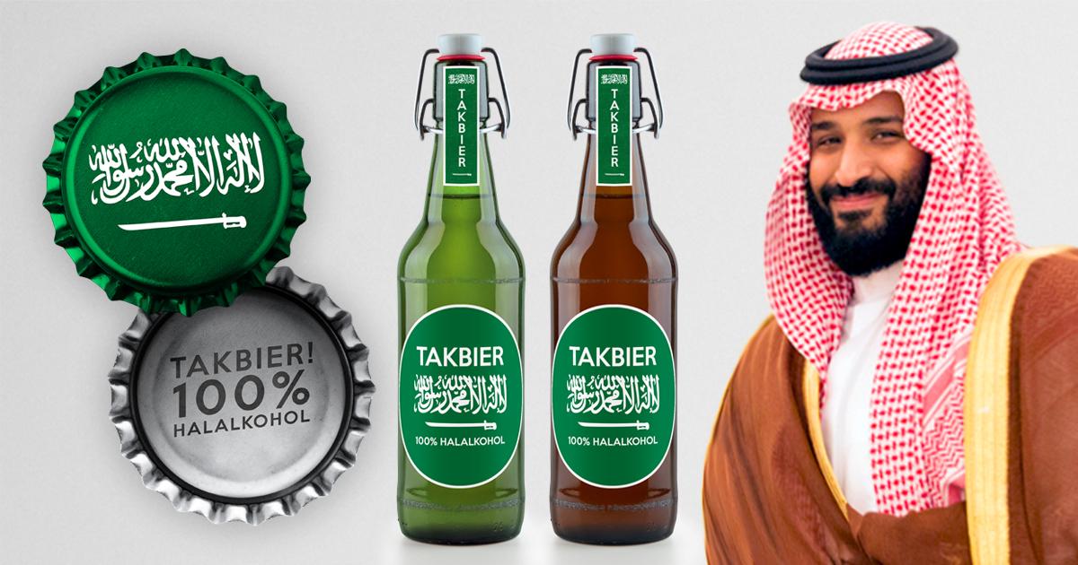 Noktara - Takbier - Saudi-Arabien vertreibt offizielles WM-Bier