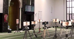 Noktara - Tarawih online per Handy- Muslime setzen im Ramadan auf Tele-Gebet