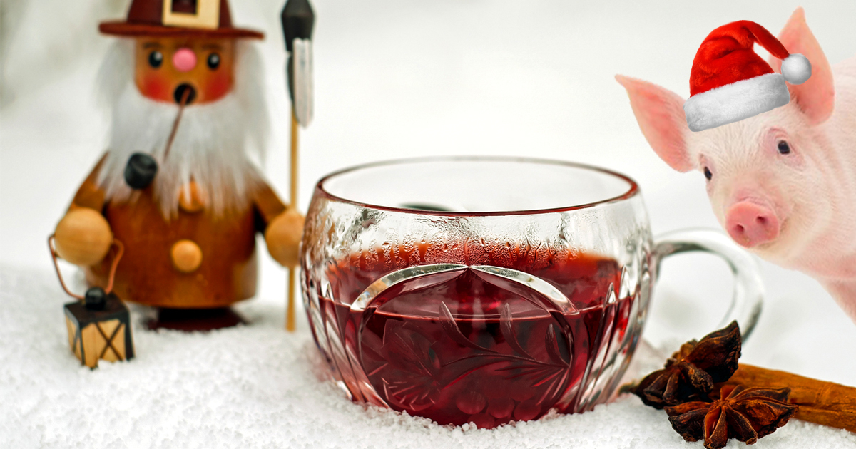 Test auf Weihnachtsmarkt: Gelatine in Glühwein gefunden
