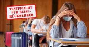Noktara - Testpflicht für Reiserückkehrer- Wer durchfällt, muss wieder gehen