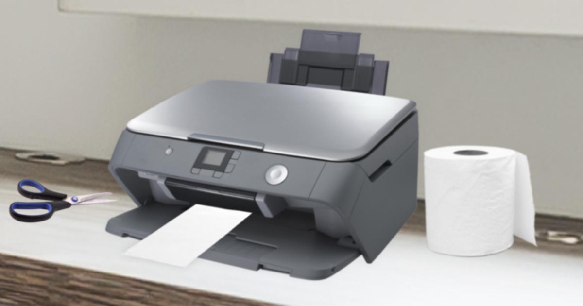 Noktara - Toilettenpapier- Jetzt einfach zum selbst ausdrucken