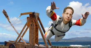 Noktara - Toller Kompromiss - Maaßen wird per Katapult befördert